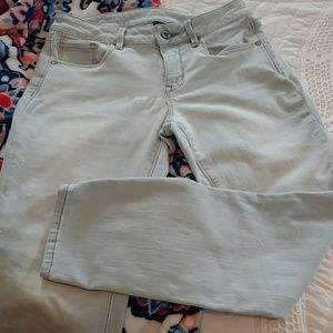 Skinny ankle length jeans